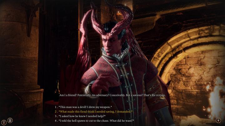 Podívejte se na uniklé screenshoty z Baldur's Gate III