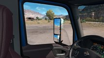 V American Truck Simulatoru si konečně můžete stáhnout okénko a zaposlouchat se do nových zvuků
