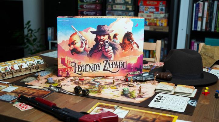 Legendy západu – videorecenze kovbojského sandboxu