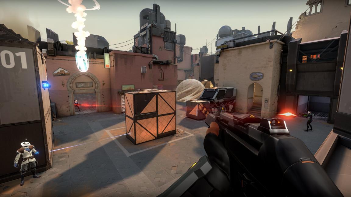 Tvůrci League of Legends představili střílečku Valorant, křížence Overwatch a Counter-Strike