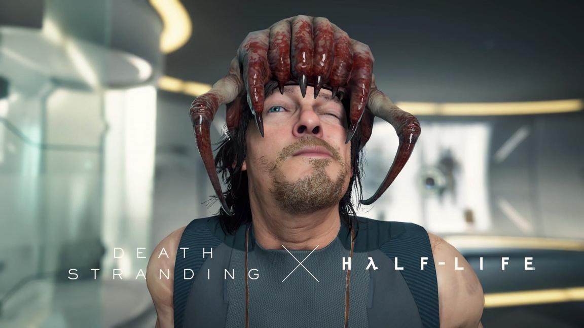 Death Stranding zkřížený s Half-Life vyjde na PC v červnu