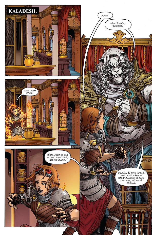 Magic: The Gathering - Chandra