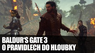 Baldur's Gate 3 - o pravidlech do hloubky