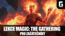 Lekce Magic: The Gathering pro začátečníky