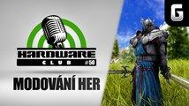 Sledujte od 16:00 Hardware Club #50 o modování her