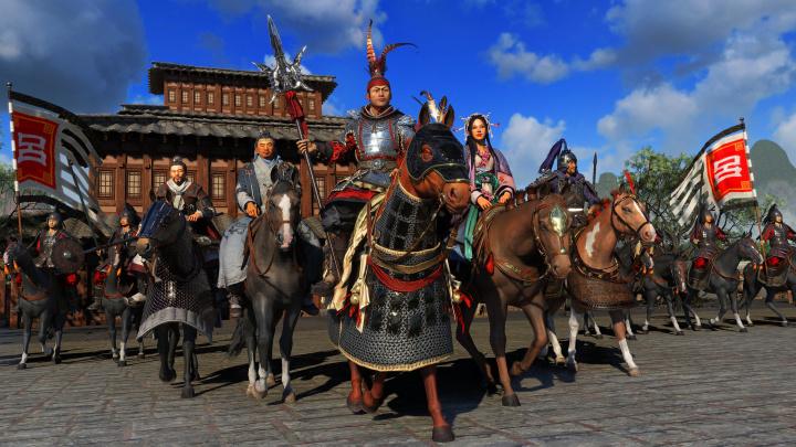 V dalším rozšíření Total War: Three Kingdoms si zahrajete za mstitele a vrahy vlastních otců