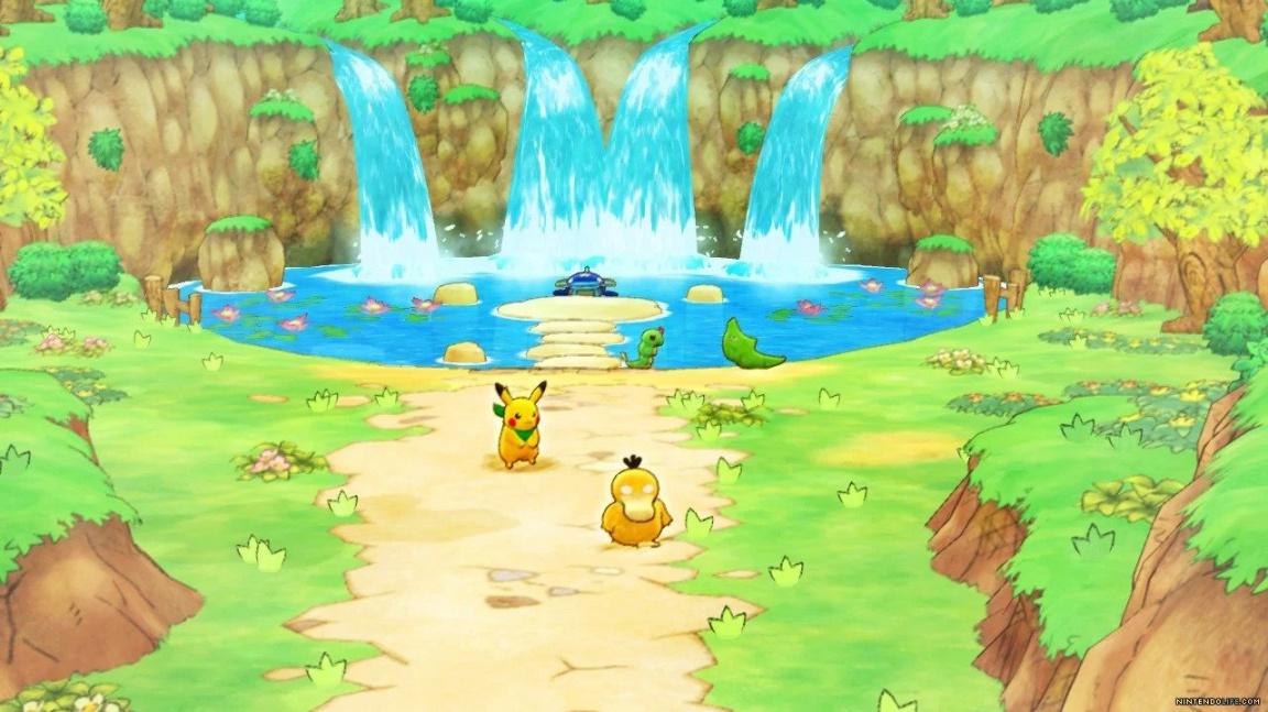 Pokémon Mystery Dungeon: Rescue Team DX – recenze