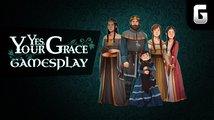 GamesPlay – hrajeme královskou simulaci Yes, Your Grace