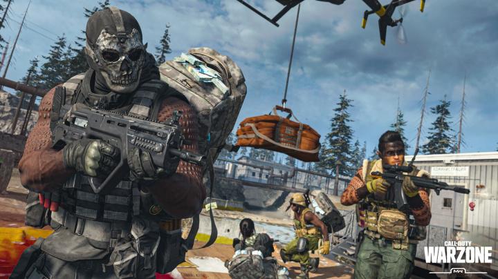 Dnes večer vypukne vřava ve free-to-play battle royale Call of Duty: Warzone