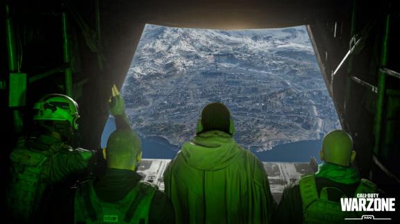 Warzone se bude proměňovat s každým novým dílem Call of Duty