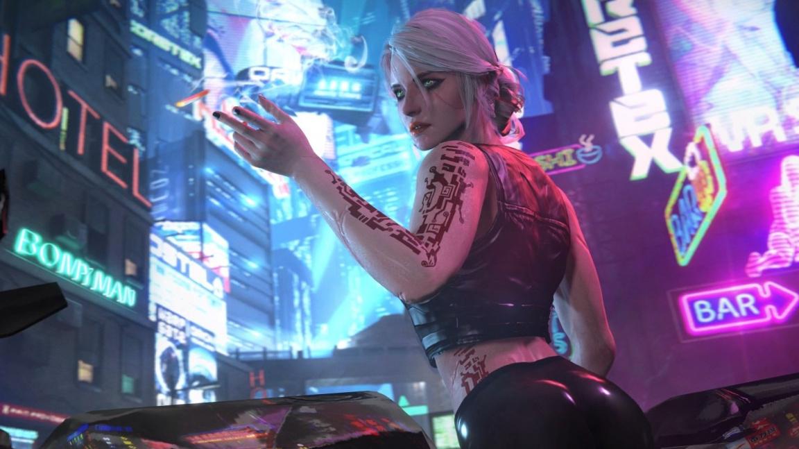 Cyberpunk 2077 odhazuje stud. Přizpůsobit si můžete i genitálie