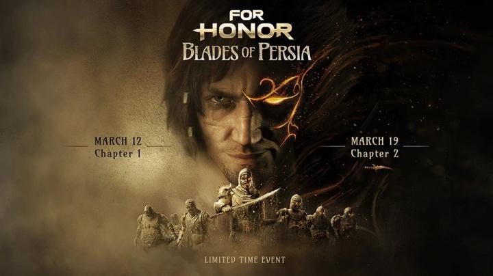 Ubisoft oživuje Prince z Persie, ale jenom v rámci For Honor
