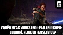 Závěr Star Wars Jedi: Fallen Order: Geniální, nebo jen fan service?