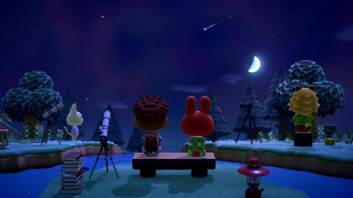 Nový rekord prodejů na konzoli. Animal Crossing předběhl Call of Duty
