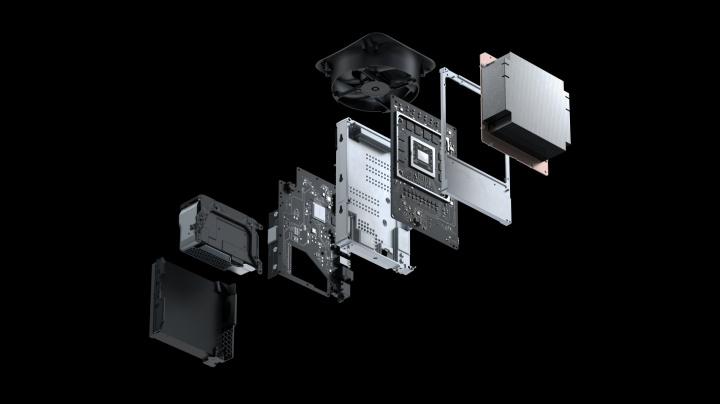 Kompletní parametry Xbox Series X odhaleny: 8/16 jader, 16GB operační paměť, terabajtové SSD