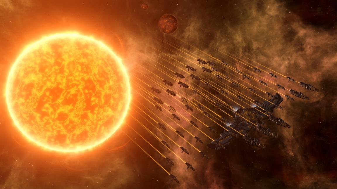 Nový Humble Bundle nabízí vesmírné strategie. Ulovíte si Stellaris?