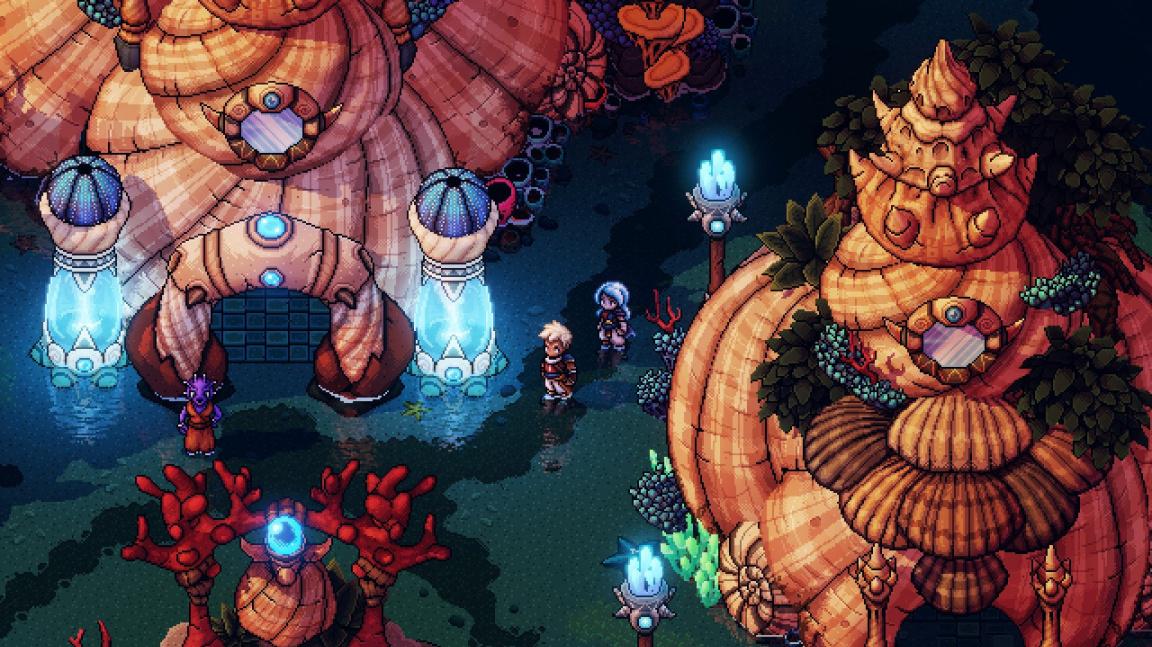 RPG Sea of Stars od oceňovaného nezávislého studia boduje na Kickstarteru