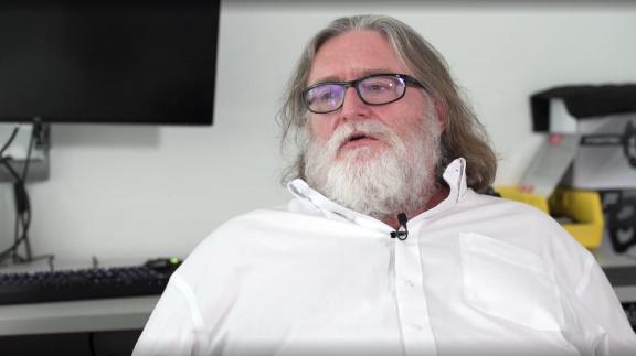 Gabe Newell chválí Cyberpunk, Valve pracuje na několika projektech