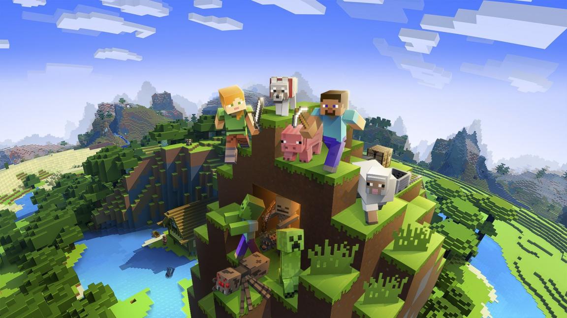 YouTuber zprovoznil Minecraft v Minecraftu