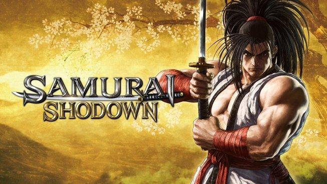 EGS Samurai Shodown