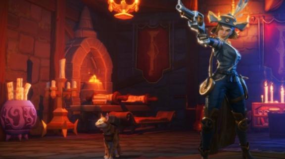 Torchlight III odhalil novou hrdinku. K tělu si nikoho nepustí