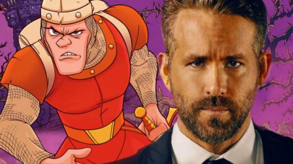 Ve filmu od Netflixu na motivy kultovního Dragon's Lair by si mohl zahrát Ryan Reynolds