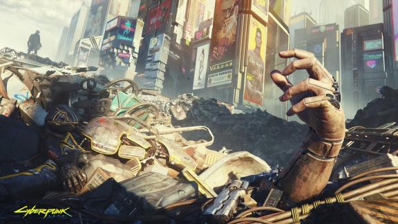 Night City si v Cyberpunku 2077 rozdělily gangy japonských motorkářů a rváči na steroidech