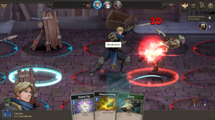 Gordian Quest je první hra, která se vyrovná Slay the Spire