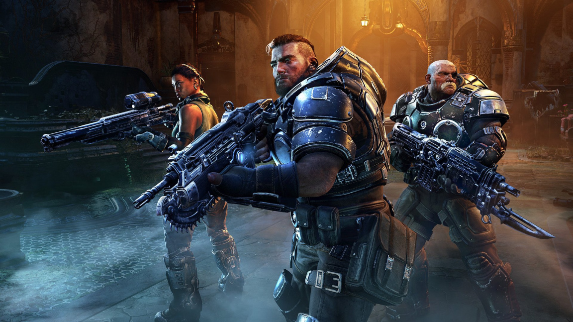 Brzo dorazí Gears Tactics, hra spojující XCOM a Gears of War