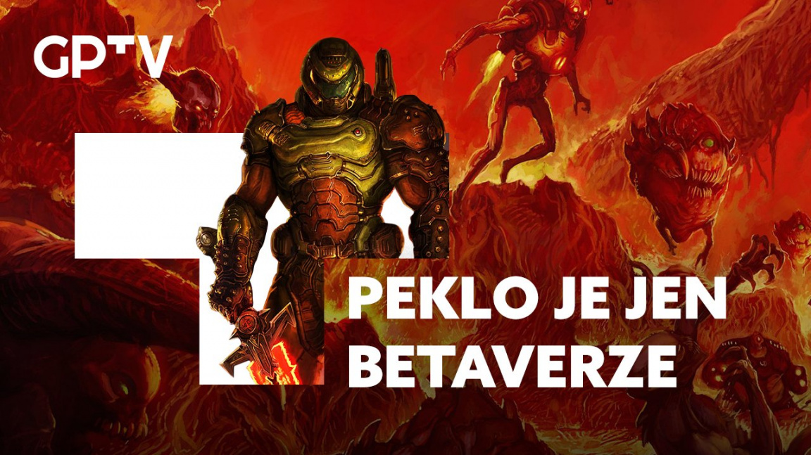 V GPTV recenzujeme Doom Eternal, vzpomínáme na druhého Thiefa a soutěžíme o herní monitor od Dellu!