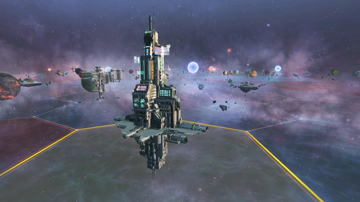 Ve strategii Starborne bojujete o galaxii proti 4 tisícům dalších hráčů