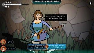 V příběhové strategii Pendragon ožívá král Artuš