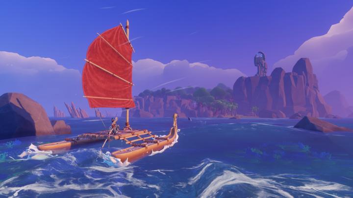 Snový survival Windbound předvádí krásnou grafiku a styl
