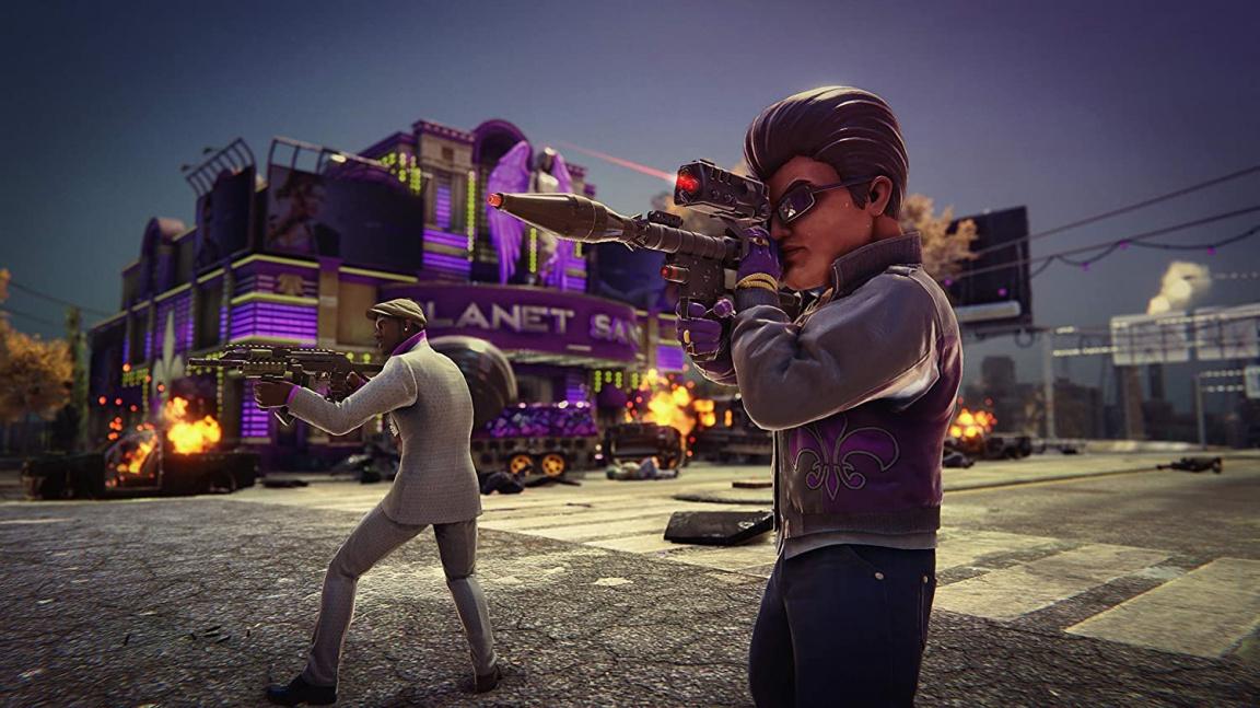 Třetí díl bláznivé městské akce Saints Row dostane vymazlený remaster