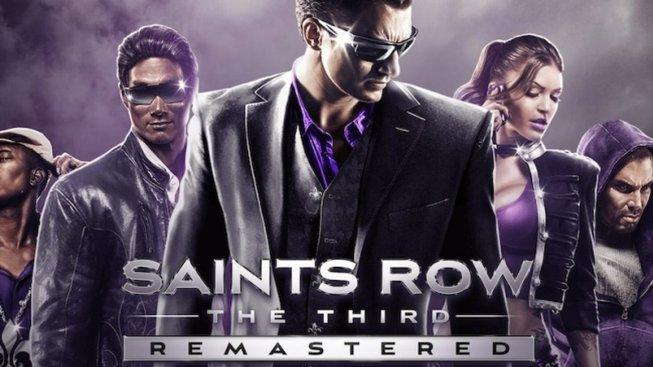 EGS Saints Row: The Third Remaster