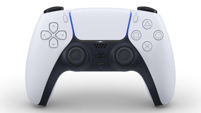 DualShock se přejmenuje na DualSense. Venku jsou první fotky ovladače pro PlayStation 5