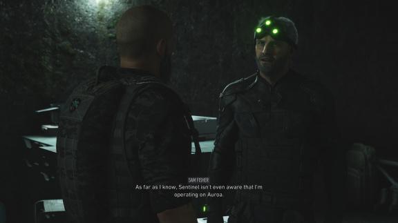 Dabér Sama Fishera: Splinter Cell bude, to je fakt