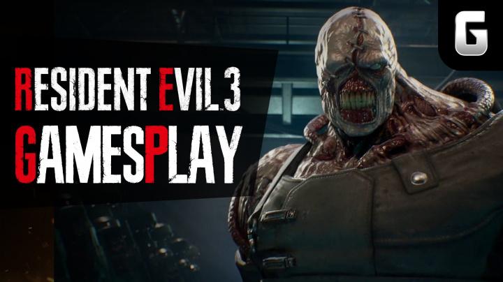 GamesPlay - Resident Evil 3