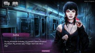 Vizuální novela ze světa Vampire: The Masquerade se dočká přídavku Shadows of New York