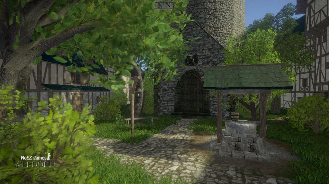 České RPG Aledorn se po rozpadu studia posouvá k dokončení