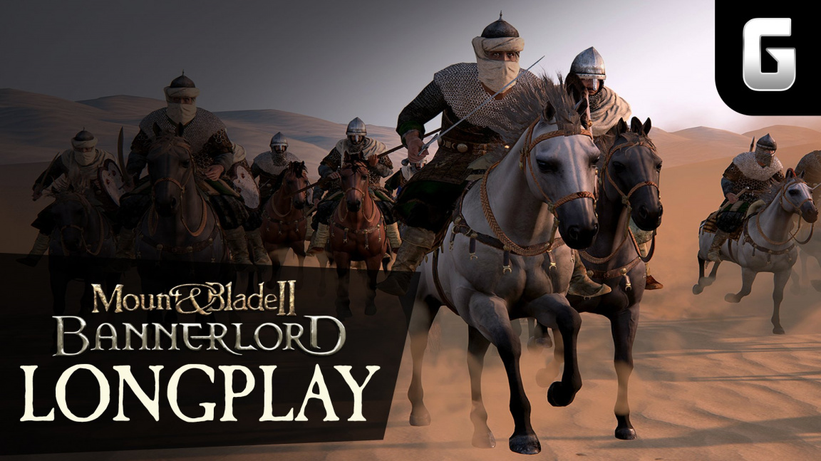 LongPlay Mount & Blade II: Bannerlord #3: Jiří jízdním lučistníkem