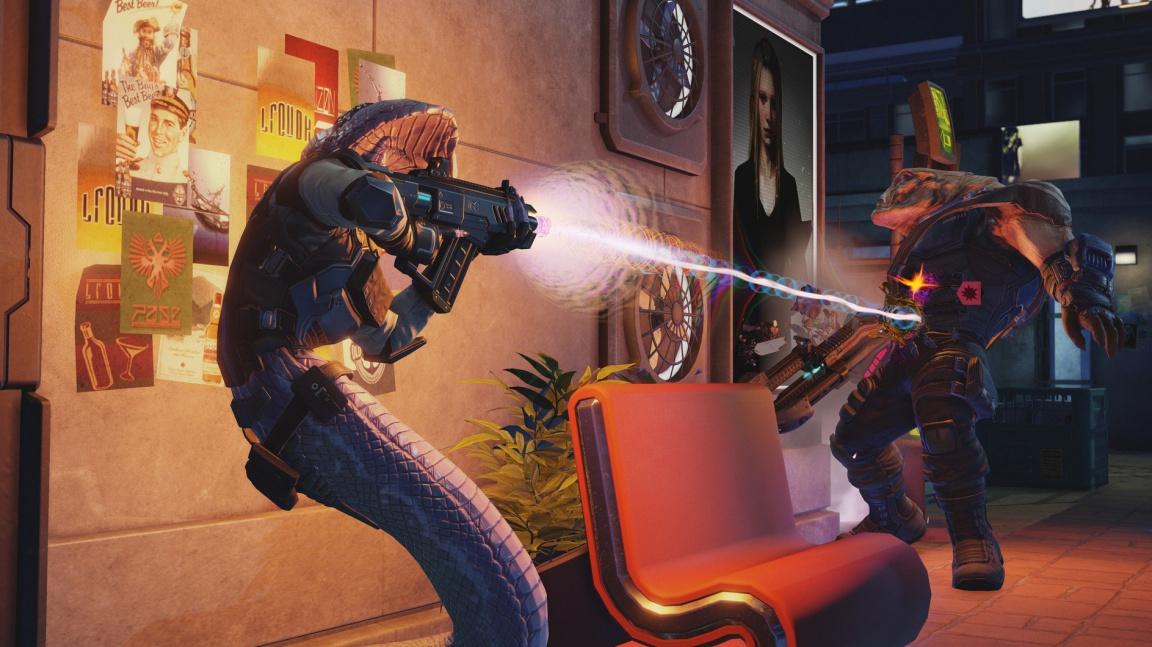 Stahujte češtinu pro XCOM: Chimera Squad, těšte se na Observation a Vampyr