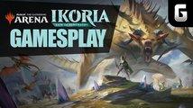 GamesPlay - Premiéra nové edice Magic: The Gathering Arena Ikoria
