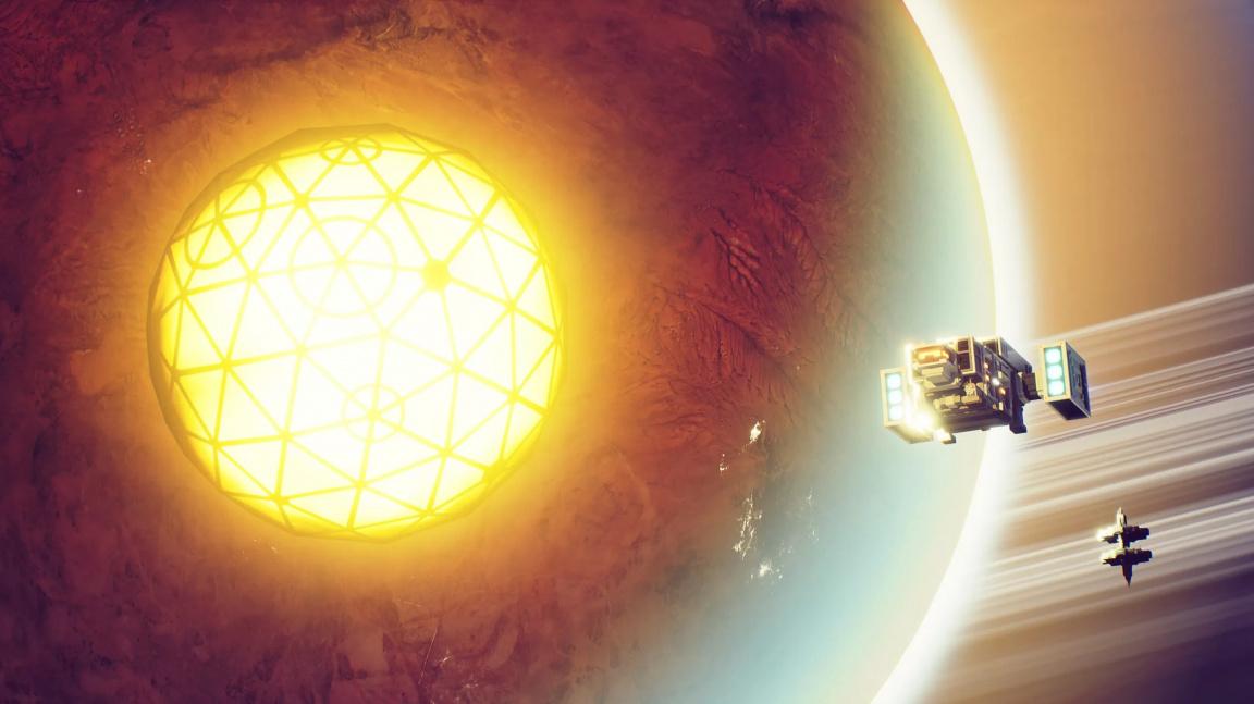 Budovatelská strategie Industries of Titan po roce přichází na Steam