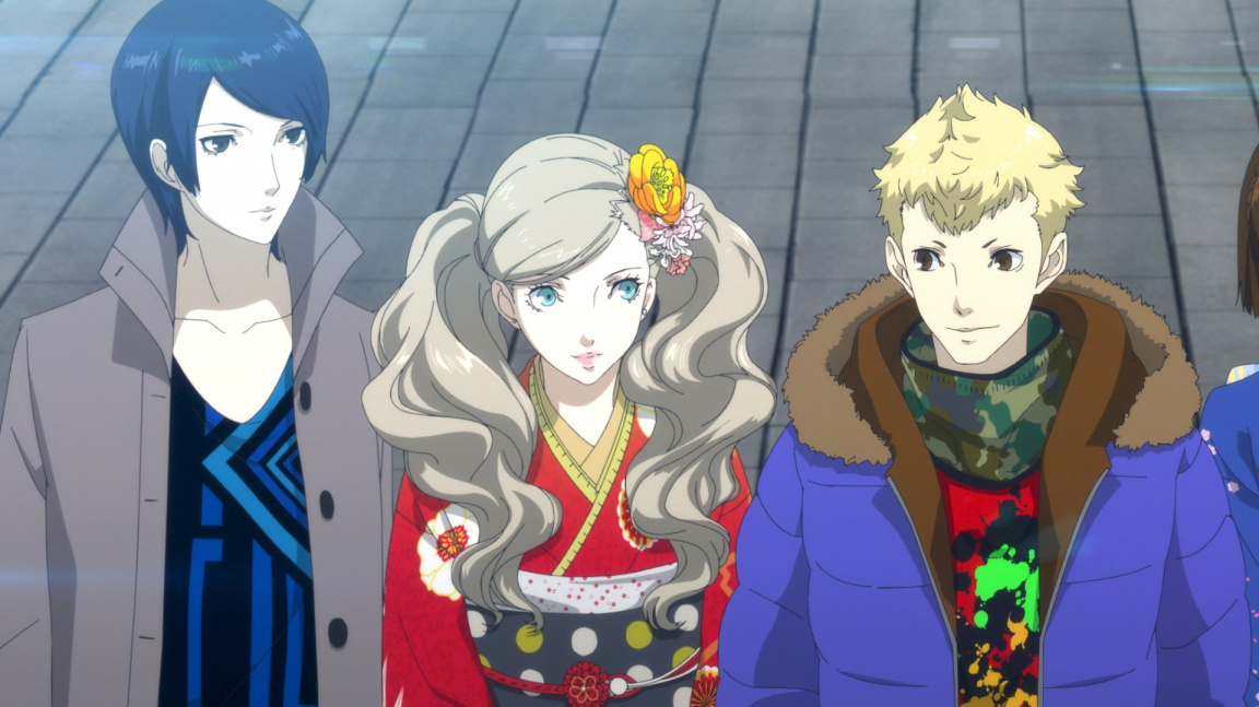 Persona 5 Royal – recenze