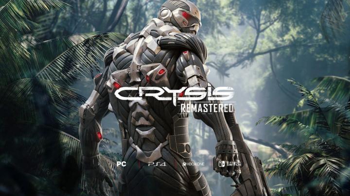 Chystá se remaster prvního dílu Crysis