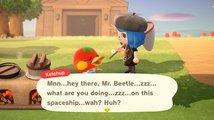 Animal Crossing není pro děti