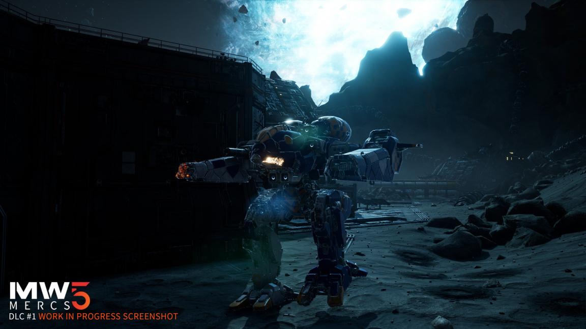 Gigantické DLC pro MechWarrior 5: Mercenaries se opozdí, ale slibuje zásadní změny