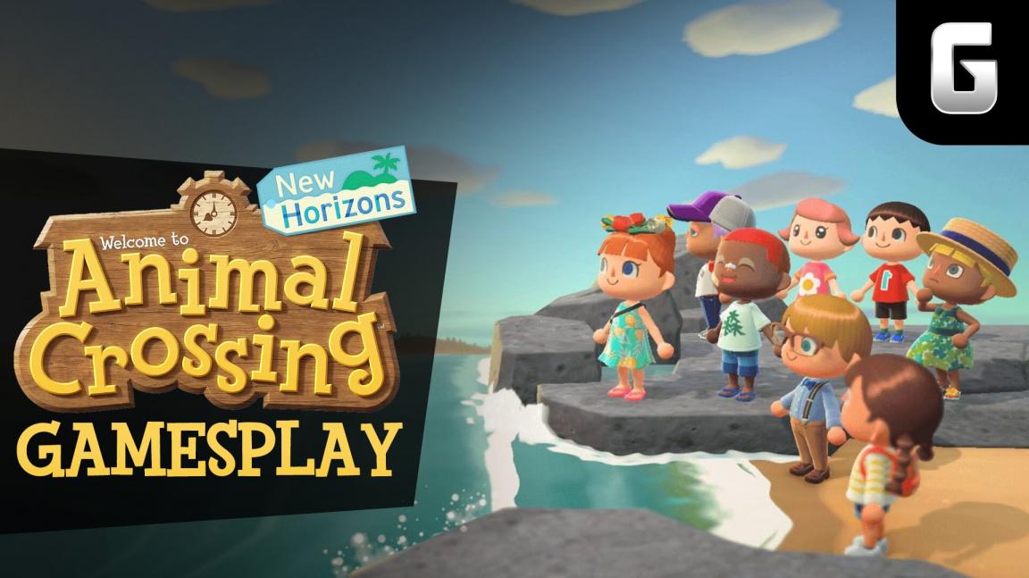 GamesPlay – hrajeme Animal Crossing: New Horizons