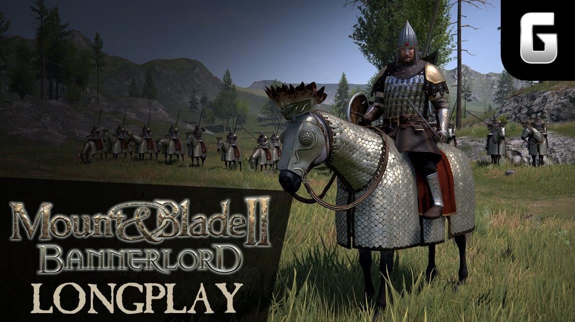 LongPlay Mount & Blade II: Bannerlord #4: Bažíme po říši